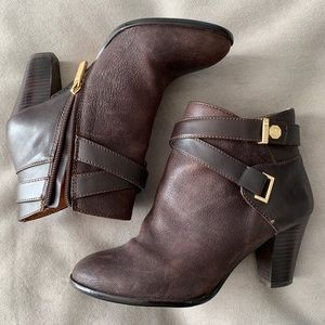 Louise et Cie Ranier ankle booties